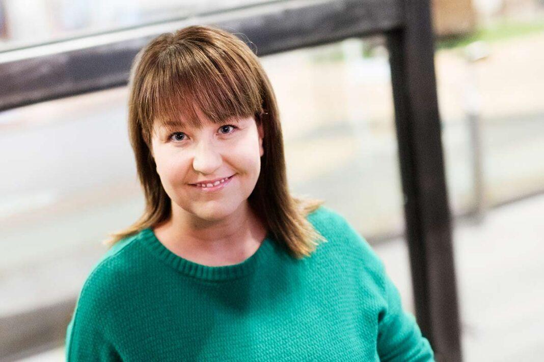 Eira Andersson undersöker jämställdhet i gruvbranschen