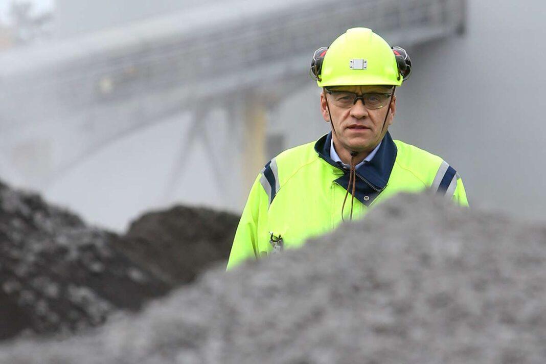 Agne Ahlenius - vd för Zinkgruvan
