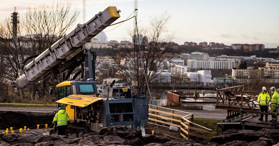Projekt i Henriksdal
