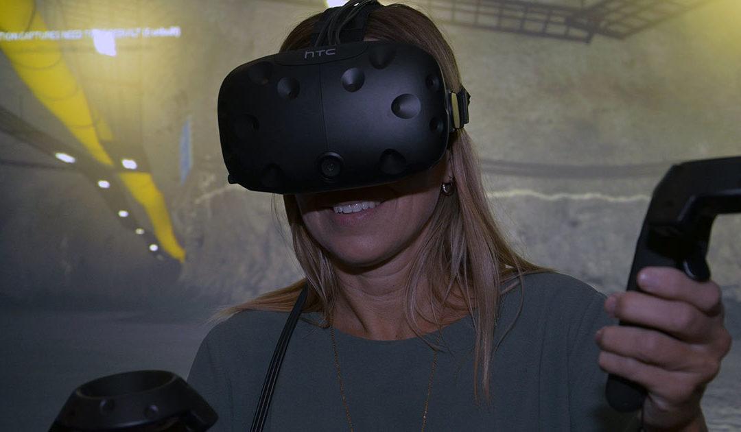 Virtuell gruva utvecklas av svenska forskare