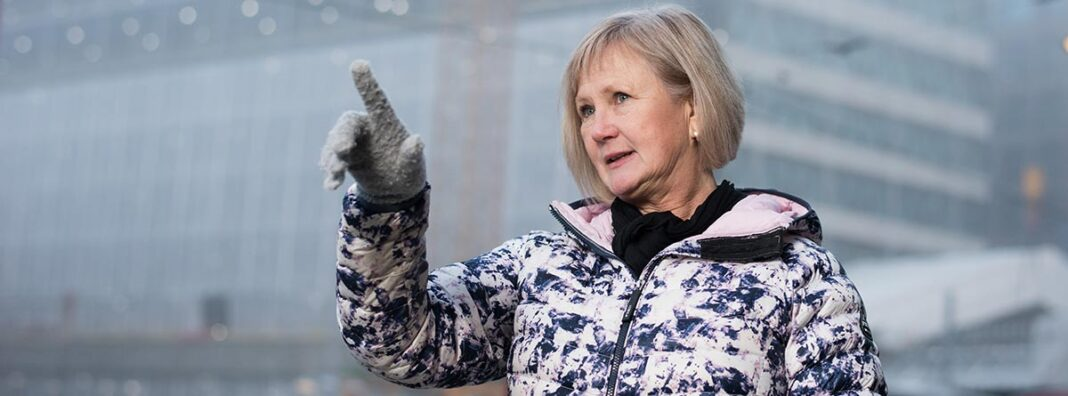 Ulrika Dolietis, vd för Håll nollan