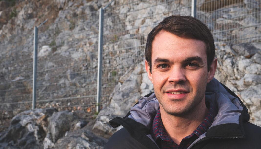 Dirk Venter från New Concept Mining
