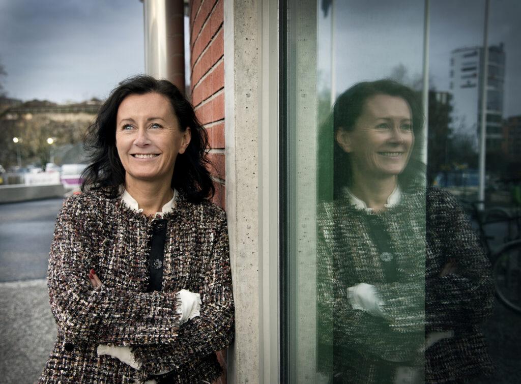 Helena Hedblom ser fram emot att ta över VD-posten över verkstadsföretaget Epiroc