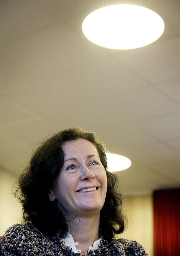 Helena Hedblom är Epirocs nya vd