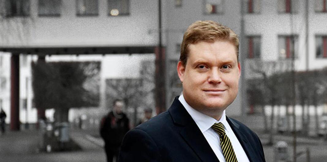 Magnus löfstrand digitala tvillingar örebro universitet Epiroc
