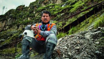 Batteritekniken som gav renare luft i Anderna