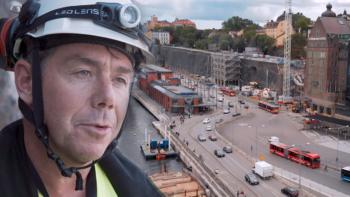 Nya bussterminalen vid Slussen börjar ta form – här är planen framåt