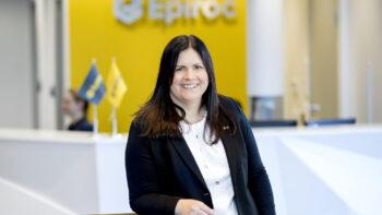 Epiroc kan bli årets nykomling – nomineras för sitt rekryteringsarbete