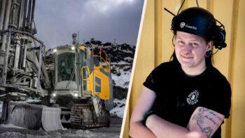 Norrbottens bergteknik lärlingsprogram
